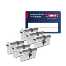 ABUS BRAVUS 3000 Zylinder mit Bohr- und Ziehschutz BZD (6x) - SKG***