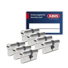 ABUS BRAVUS 3000 Zylinder mit Bohr- und Ziehschutz BZD (7x) - SKG***