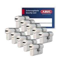 ABUS VELA 1000 Zylinder mit Kernziehschutz (10x) - SKG***