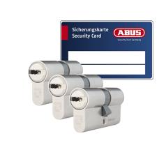 ABUS VELA 1000 Zylinder mit Kernziehschutz (3x) - SKG***