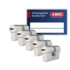 PFAFFENHAIN VELA 1000 Zylinder mit Kernziehschutz (5x) - SKG***