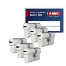 ABUS VELA 1000 Zylinder mit Kernziehschutz (6x) - SKG***