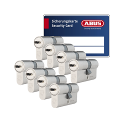 ABUS VELA 1000 Zylinder mit Kernziehschutz (8x) - SKG***