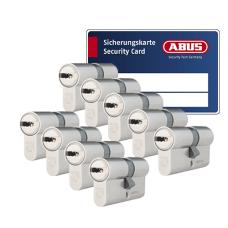 ABUS VELA 1000 Zylinder mit Kernziehschutz (9x) - SKG***