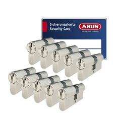 ABUS ZOLIT 1000 Zylinder mit Kernziehschutz (10x) - SKG***