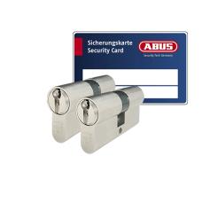ABUS ZOLIT 1000 Zylinder mit Kernziehschutz (2x) - SKG***