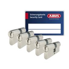 PFAFFENHAIN ZOLIT 1000 Zylinder mit Kernziehschutz (5x) - SKG***