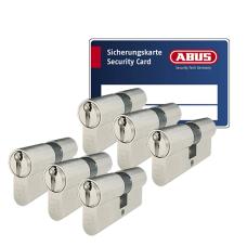 ABUS ZOLIT 1000 Zylinder mit Kernziehschutz (6x) - SKG***