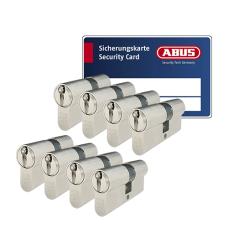 ABUS ZOLIT 1000 Zylinder mit Kernziehschutz (8x) - SKG***