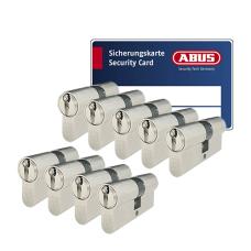 ABUS ZOLIT 1000 Zylinder mit Kernziehschutz (9x) - SKG***