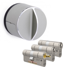 Danalock V3 + M&C Matrix Zylinder mit Kernziehschutz (3x) - SKG***