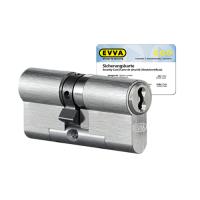 EVVA 4KS Zylinder Nickel (Standard) mit Kernziehschutz (1x) - SKG***