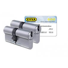 EVVA ICS Zylinder mit Kernziehschutz (2x) - SKG***
