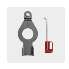 EVVA Montagewerkzeug Set für Zylinder und Hangschlösser AirKey