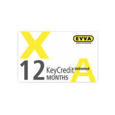 EVVA Airkey - KeyCredit Unlimited 12 Monate