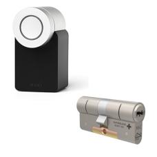 Nuki Smart Lock 2.0 + M&C Condor Zylinder mit Kernziehschutz (1x) - SKG***